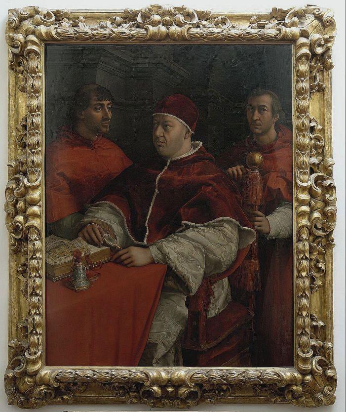 Appunti storico apologetici su Papa Leone X
