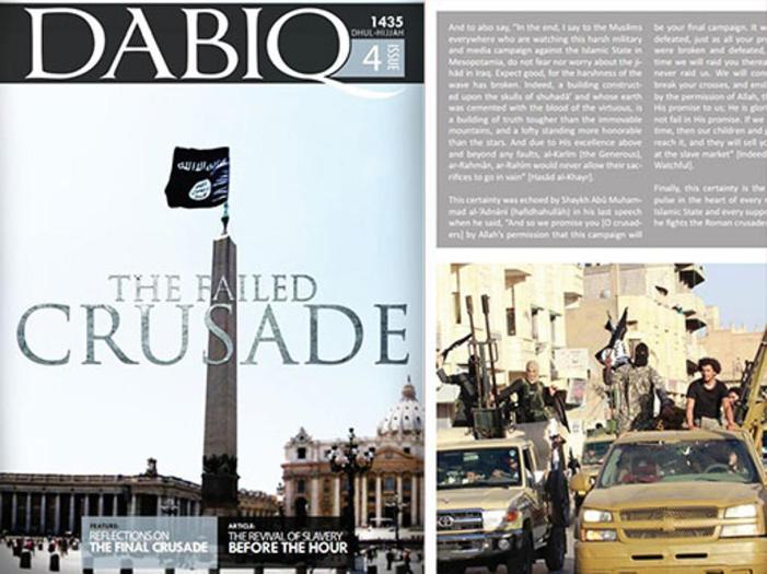 ISIS a San Pietro: la propaganda jihadista ancor più sfrontata