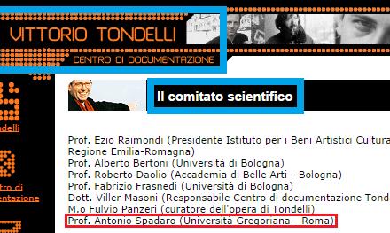 Le aperture di don Spadaro (dir. Civiltà Cattolica) e il suo interesse per l'icona gay Tondelli