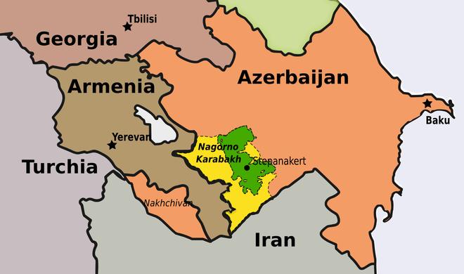 Un'altra guerra nel Caucaso?