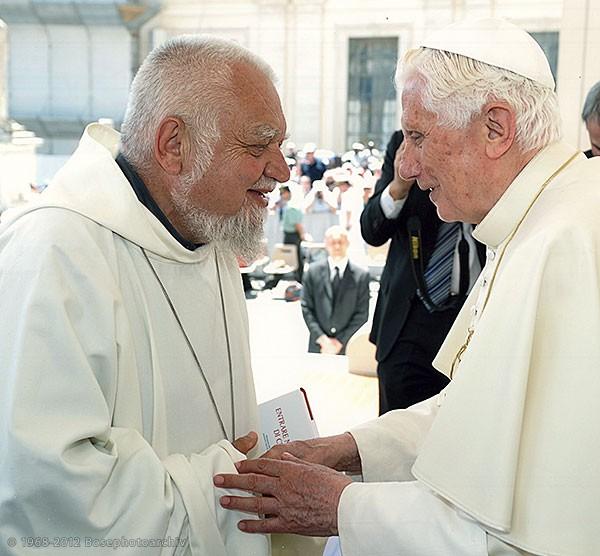 Enzo Bianchi: 'Torah, Mishna e Talmud amati più di Dio stesso'. Cita anche J. Ratzinger