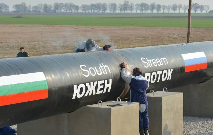 [NOVOROSSIYA] Il South Stream, un'occasione mancata