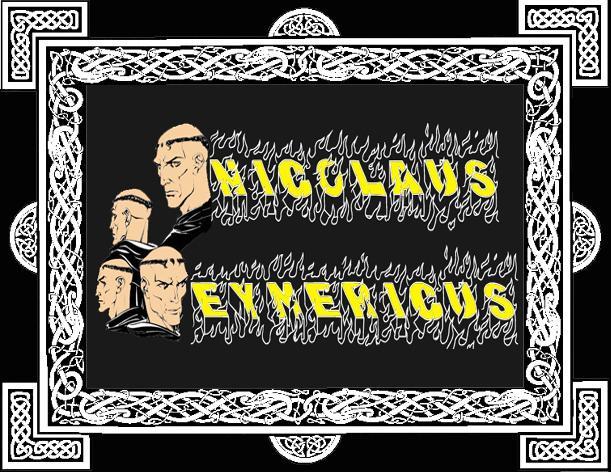 Frater Nicolaus Eymericus Sum