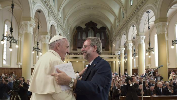 I valdesi al Papa: 'Non possiamo perdonare'