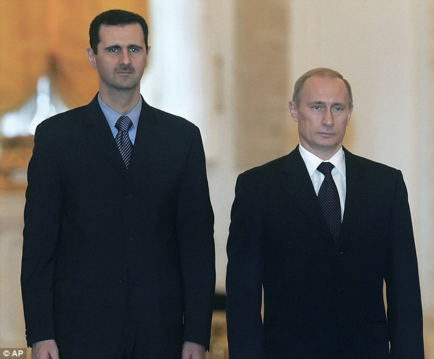 Putin rivince, Assad resta (occhio ai false flag)