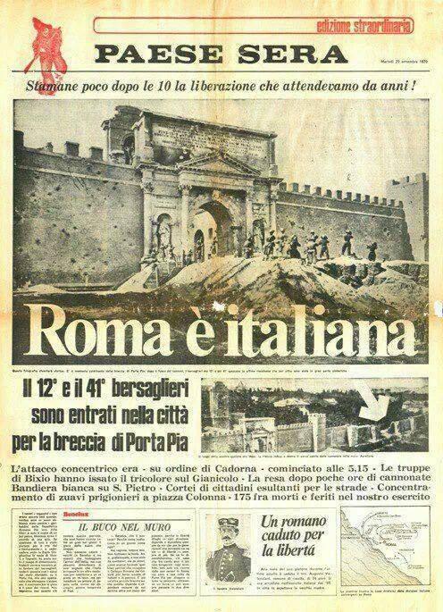 [DOCUMENTI] Uno scambio epistolare tra Vittorio Emanuele II e S. S. Pio IX (1870)