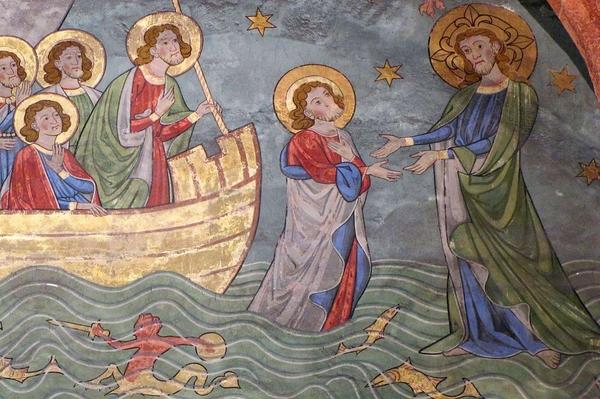 La Nave e la Piovra. Un sogno sulla Chiesa