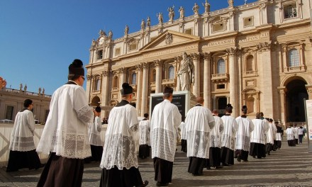 Faccia a faccia col Motu Proprio Summorum Pontificum: intervista a Giuseppe Capoccia