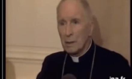 [VIDEO] Quando Mons. Lefebvre ci avvisava sull'avanzata islamica in Europa