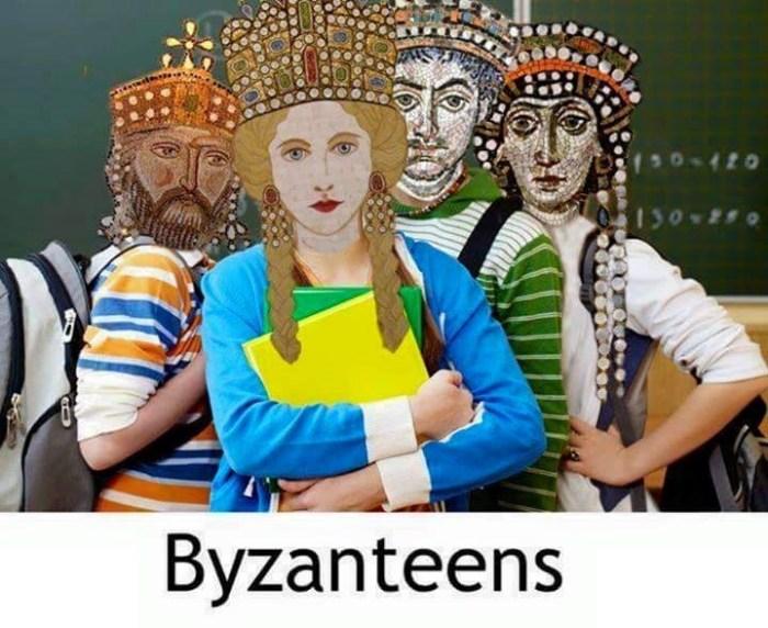 Byzanteens e filortodossi: a state of mind. Qualche noterella alle convinzioni dei più giovani e ganzi.