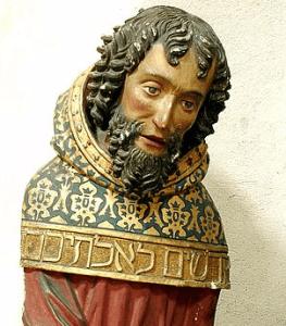 San Nicodemo, fu dottore delle Legge, fariseo e membro del Sinedrio.