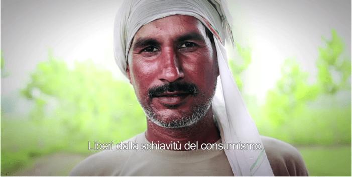[VIDEO] La 'pubblicità progresso' di Bergoglio per il mese di febbraio.