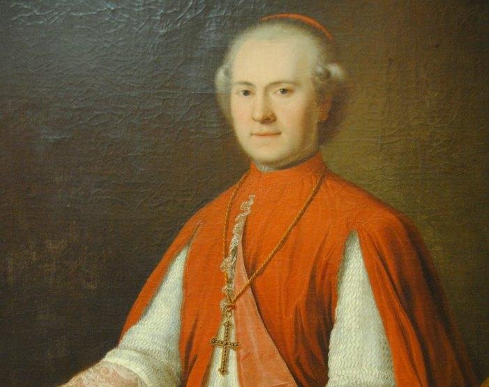 [GLORIE DEL CARDINALATO] S.E.R. Cardinal Giulio Maria della Somaglia (1744-1830)