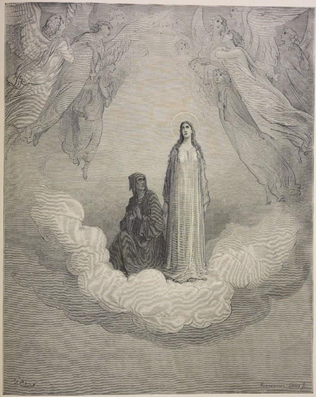[CHI MORRA', VEDRA'] La gioia dell'anima nell'uscire dal Purgatorio