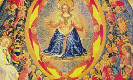 [CHI MORRA', VEDRA'] Nelle regioni dello Spirito: tra i Cori Angelici