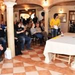 momento teatrale con Piergiorgio Seveso e Luca Fumagalli