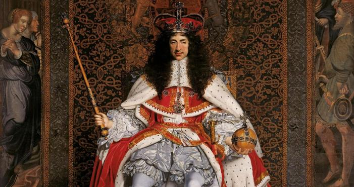 La conversione di Carlo II Stuart nelle pagine di R. H. Benson