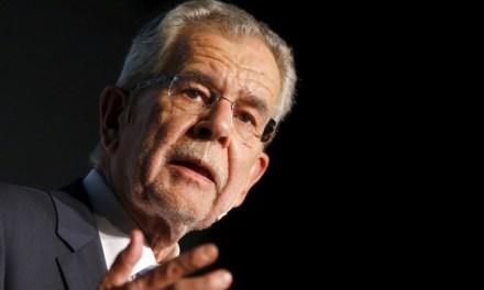Il nuovo presidente austriaco è ovviamente massone