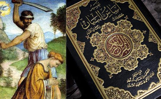 Citazioni rappezzate del Corano e propaganda mondialista