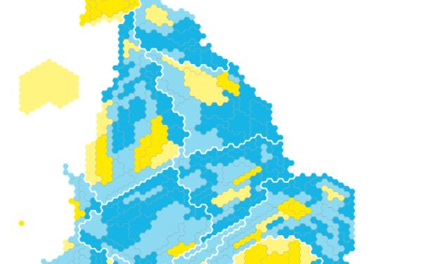 Radio Spada – Info BREXIT n. 4: La mappa del Guardian per voto e popolazione dei distretti