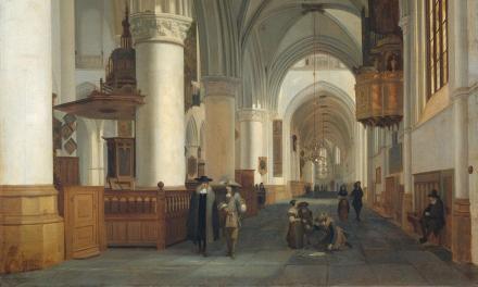 Il cuore gelido del protestantesimo