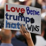 Ama Bernie o Trump vince