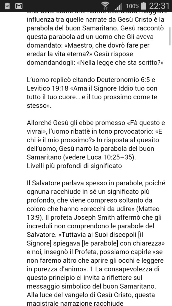 screenshot a cura di lastampa.it