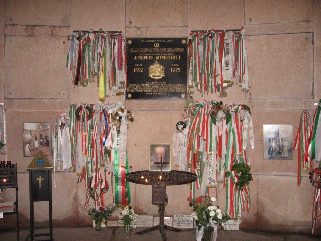 Ancora oggi in Ungheria il ricordo del Cardinale Mindszenty è vivo e intenso.