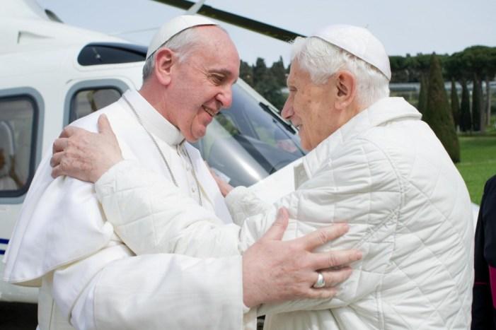 Benedetto XVI: possibile e necessaria la critica a pronunciamenti papali senza copertura nella Scrittura e nel Credo