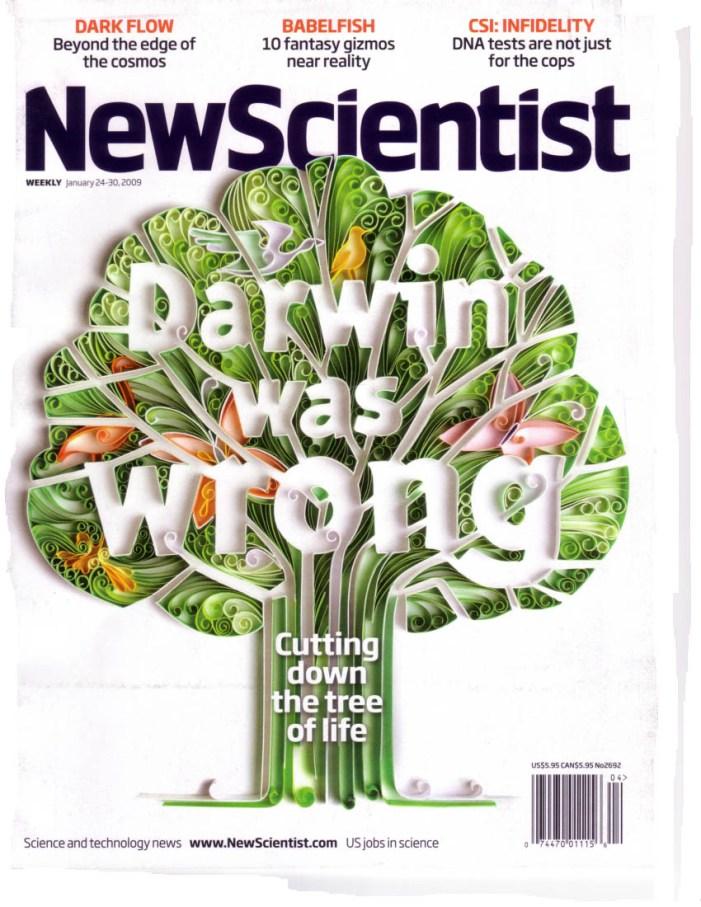Breve e incompleta lista di mistificazioni darwiniste (ammesse pubblicamente da darwinisti)