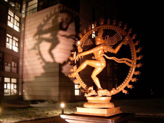 Un sacrificio umano al CERN di Ginevra?