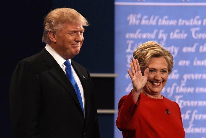Filmato completo del dibattito TRUMP – CLINTON