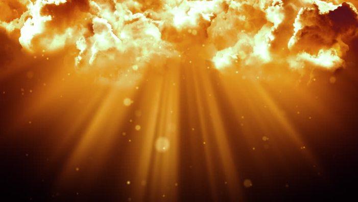 La luce come simbolo della grazia