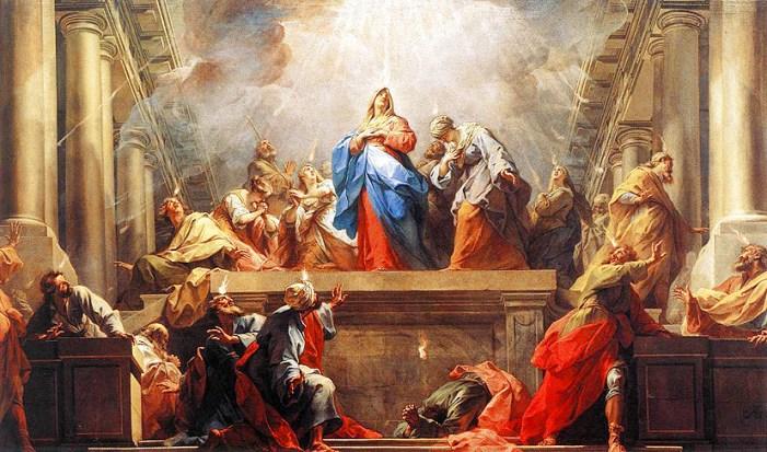 La grazia santificante ha al suo seguito le grazie dello Spirito Santo, grazie di somma efficacia soprannaturale