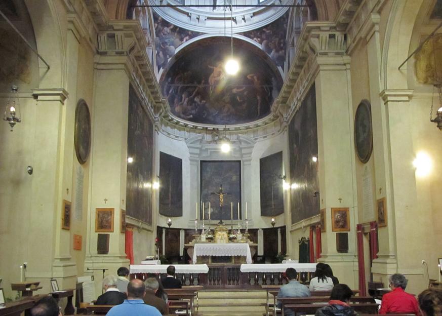 L'antica chiesa di San Giovannino in Reggio Emilia