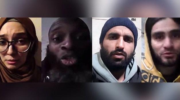 Aleppo, i civili mostrati sono in realtà giornalisti amici dei terroristi
