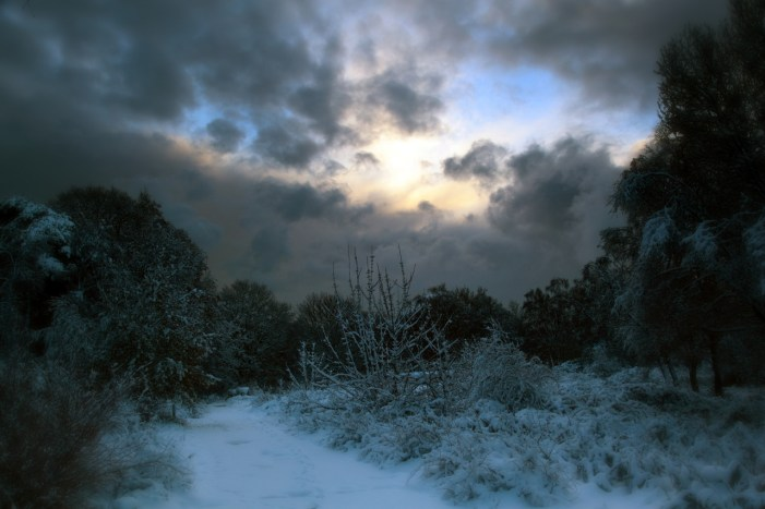 In una notte di mezzo inverno…
