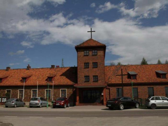 """""""Togliete quella chiesa da Auschwitz"""""""