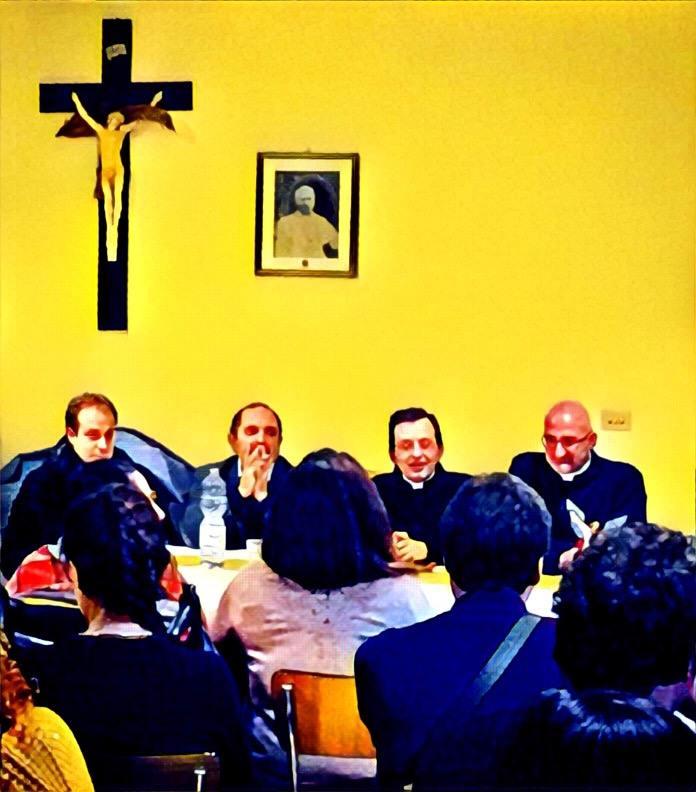 [VIDEO] Confronto di fine anno, Priorato FSSPX di Albano Laziale – 31/12/16
