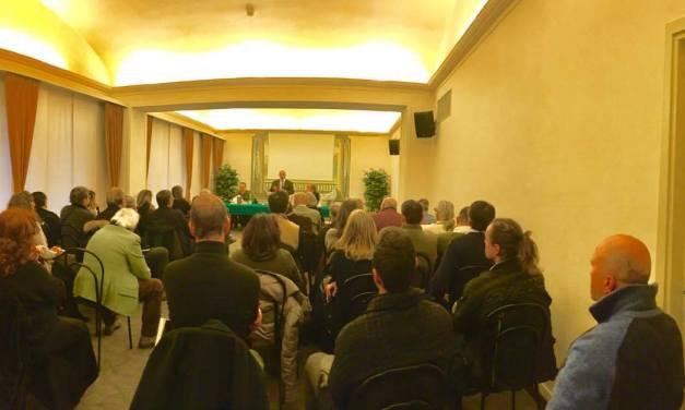 [VIDEO] Conferenza: 'Dall'epopea delle Crociate al confronto con l'Islam dei nostri giorni' (Reggio Emilia, 21.1.17)