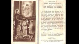 31/1: Preghiera a Gesù Sacramentato per ottenere grazie coll'intercessione di San Giovanni Bosco