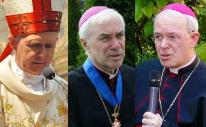 Già 3 vescovi – di cui 2 residenziali in carica – ammoniscono per iscritto: 'si sta contraddicendo la Tradizione'