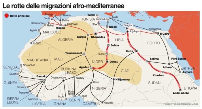 """L'Ue si sveglia: """"Chiudiamo la rotta tra Libia e Italia"""""""