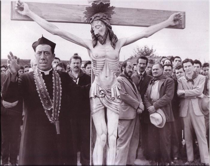 Il sant'uomo di Manhattan e il pretino romano