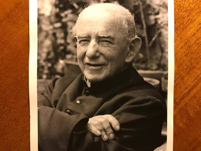 Dal testamento spirituale di Mons. Alfredo Orlandi