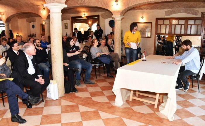 [VIDEO] Un anno fa: giornata radiospadista, momento teatrale con L. Fumagalli e P. Seveso