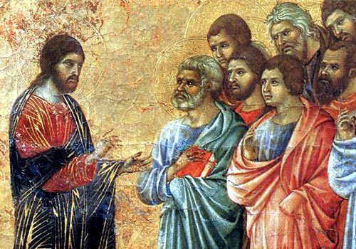 Egli rispose: «Vi dico che, se questi taceranno, grideranno le pietre»