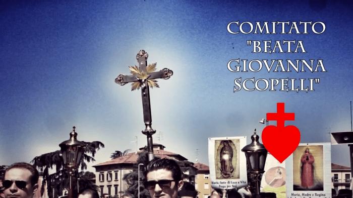 [VIDEO] Il video della processione del Comitato Beata Giovanna Scopelli