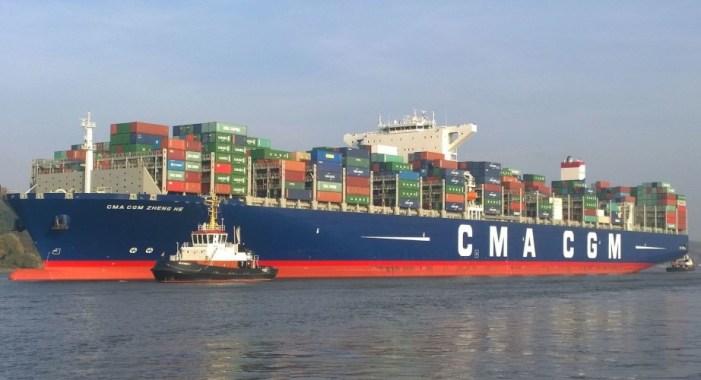 Venti di questi cargo inquinano più di tutte le auto del mondo.