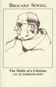 "L'autobiografia di Sewell ""The Habit of a Lifetime""  (1992)"